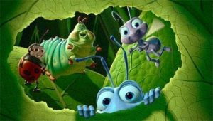 flik and his friends