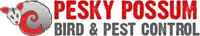 Pesky Possum Logo